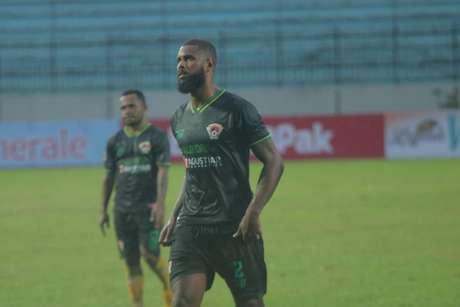Rafael Bonfim espera boa sequência no futebol da Indonésia (Foto: Divulgação)