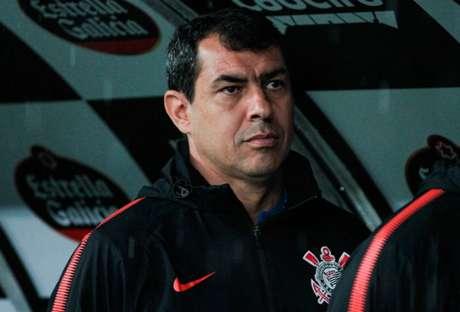 Corinthians, do técnico Fábio Carille, terá grandes desafios pela frente (Foto: Peter Leone/O Fotográfico)