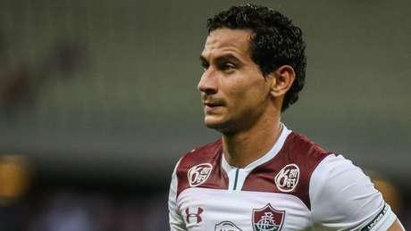 A culpa sobre um possível rebaixamento pode recair sobre Ganso (Foto: Lucas Merçon/Fluminense)