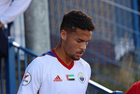 Marcus Meloni acertou com o Sharjah recentemente (Divulgação)