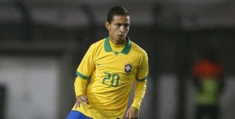Mauro Jr. defendeu a Seleção Olímpica contra a Colômbia (Fernando Roberto/Agência Futpress)
