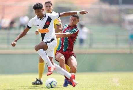 Vasco venceu o Fluminense em Nova Iguaçu (Foto: Rafael Ribeiro / Vasco da Gama)