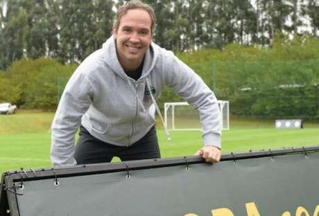 Caio Ribeiro promove a nona edição do Caioba Soccer Camp a partir de sexta-feira, em Mogi das Cruzes (Divulgação)