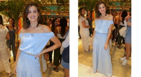 Camila Queiroz (Fotos: Rogerio Fidalgo/AgNews)