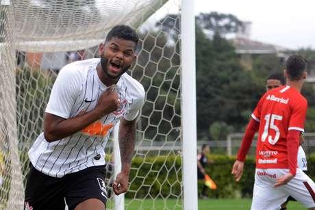 Corinthians venceu o Internacional com gol de Nathan nos minutos finais (Foto: Luiz Munhoz/SCCP)