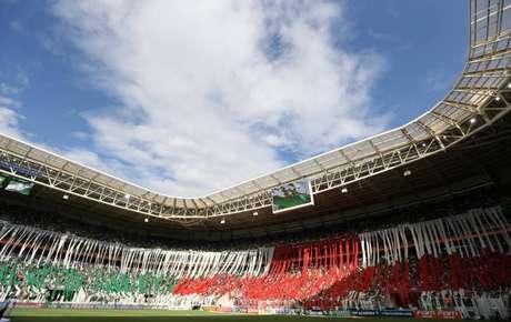 O Palmeiras tem a quarta melhor média de público no Brasileiro (Foto: Cesar Greco/SEP)
