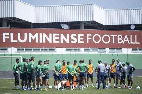 Fluminense foi derrotado para o Palmeiras na última terça-feira (Foto: Daniel Perpetuo/FFC)