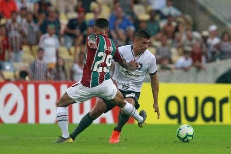 Botafogo venceu o Fluminense no primeiro turno (Foto Vítor Silva/Botafogo)