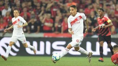 Guerrero confia em virada do Inter no Beira-Rio | Ricardo Duarte/Internacional