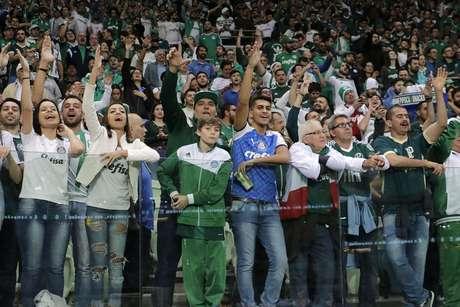 Primeiro jogo a fazer parte da promoção será Palmeiras x Cruzeiro, no Allianz Parque