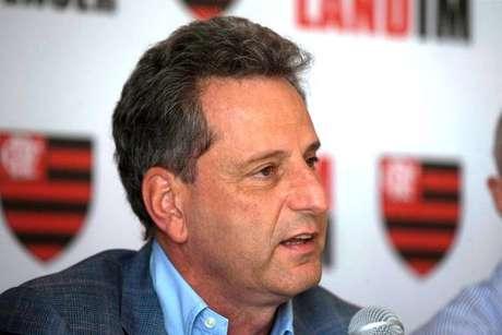 Presidente do Flamengo, Rodolfo Landim (Foto: Divulgação)
