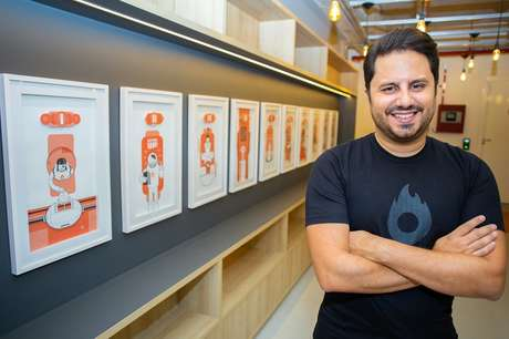João Pedro Resende, CEO da Hotmart