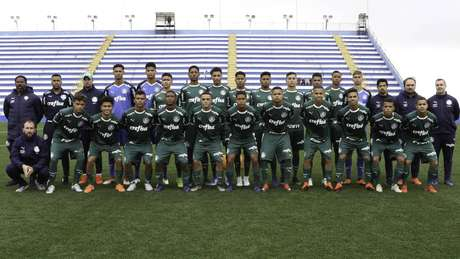 Palmeiras está 100% no campeonato (Foto: Fabio Menotti)