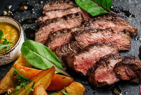 Confira as características dos pontos da carne vermelha