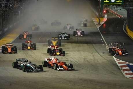 Cingapura, Rússia e Japão: Ferrari sabe de suas fraquezas para as próximas corridas