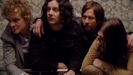 O Raconteurs é a face mais roqueira de Jack White: um quarteto, formado também por Brendan Benson, Patrick Keeler e Jack Lawrence