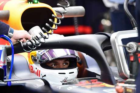 Albon evitando pressão e expectativa na Red Bull