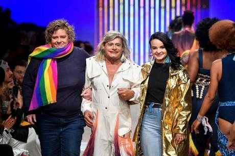 Caminhoneira Trans inspirou coleção de marca