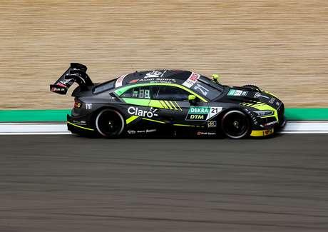 Em Nurburgring, Pietro Fittipaldi fecha treinos livres do DTM na P9