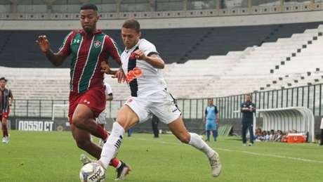 Em São Januário, o Vasco fez valer a fama de 'Time da Virada' (Dikran Júnior/Divulgação)