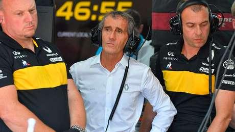 """Prost sobre a Renault: """"Sem desempenho, a pressão cresce"""""""