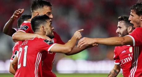 O Benfica é o atual campeão português (Foto: Divulgação/Benfica)