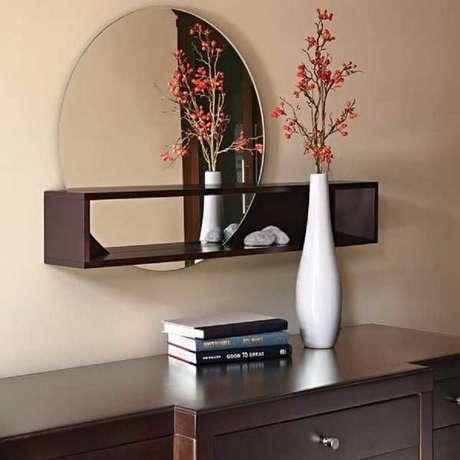 43. Espelho simples para decoração