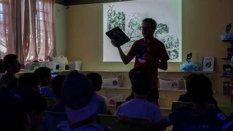Escola em Porto Alegre (RS): plano está sendo implementado em cinco cidades brasileiras