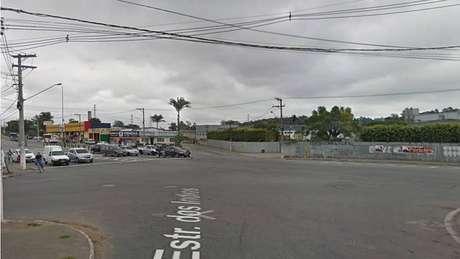 Acidente aconteceu na Estrada Corta Rabicho, em Itaquaquecetuba