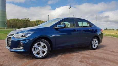 Novo Chevrolet Onix Plus Premier: R$ 73.190.