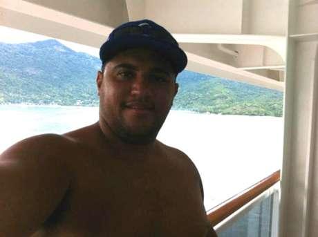 André de Oliveira Macedo, o André do Rap, acusado de chefiar o tráfico de drogas internacional do PCC no porto de Santos