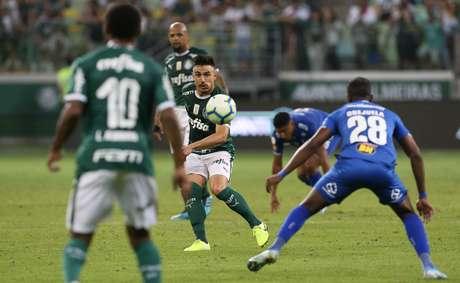 Palmeiras vence o Cruzeiro no Allianz