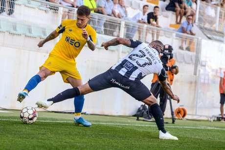 Porto venceu o Portimonense com gol aos 53 minutos do segundo tempo (Divulgação)