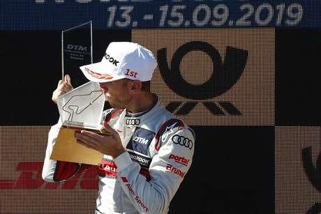 Rene Rast é campeão do DTM 2019; Jamie Green venceu a corrida 2 em Nürburgring