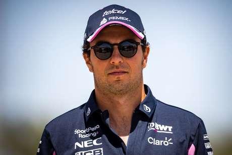 Perez diz que Racing Point tem grande potencial nos próximos anos