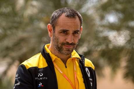 Abiteboul acredita que é possível para a Renault vencer a McLaren em 2019