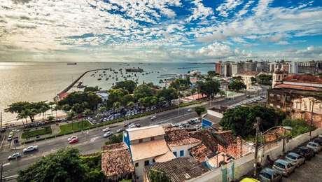 Capital da Bahia, Salvador