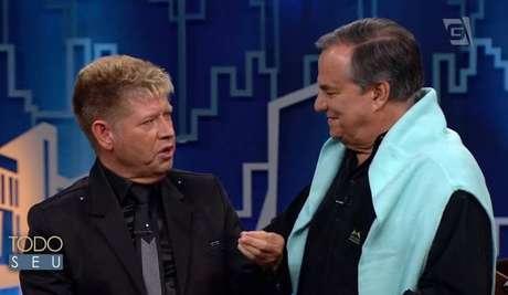 Roberto Leal e Ronnie Von