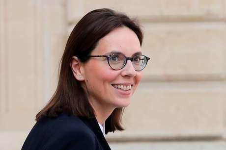Ministra francesa Amelie de Montchalin 01/04/2019 REUTERS/Philippe Wojazer