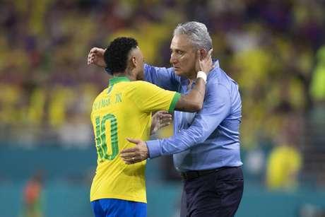 Brasil enfrentará Senegal e Nigéria (Foto: Lucas Figueiredo/CBF)
