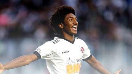 Talles agarrou rápido a vaga no time titular do Vasco (Foto: Rafael Ribeiro/Vasco)