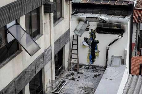 Sobe para 12 número de mortos em incêndio em hospital no Rio