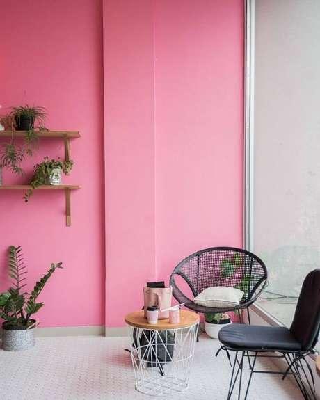 14. Invista nas cores vivas e alegres para a decoração – Foto: Habitissimo