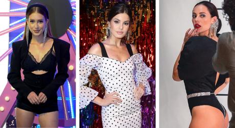 Marina Ruy Barbosa, Camila Queiroz e Vivi Gudes (Fotos: AgNews/Reprodução/Instagram)