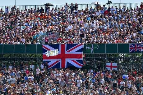 Channel 4 vai manter a cobertura ao vivo do Grande Prêmio da Inglaterra