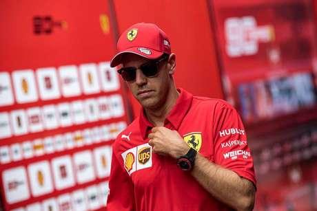 """Brawn: Vettel está """"experimentando o mesmo sentimento"""" que teve na Red Bull em 2014"""