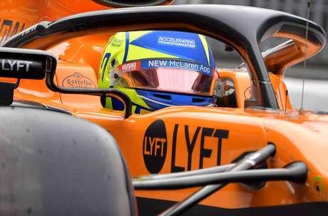 """Norris: """"Precisamos fazer melhor para vencer a Renault"""""""