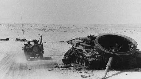 O embargo ocorreu como resultado da Guerra Árabe-Israelense de 1973, também chamada de Guerra do Yom Kippur