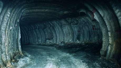 Um grande volume de petróleo é armazenado em cavernas subterrâneas na Louisiana e no Texas