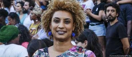 Marielle Franco e o motoristaAnderson Gomesforam assassinados em 14 de março de 2018, no centro do Rio de Janeiro